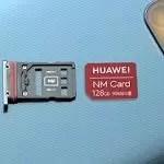 Huawei Nano Memory Card: la scheda di memoria piccola come una Nano SIM - HDblog