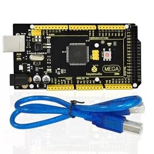 raspberryitalia keyestudio mega 2560 r3 controller board cavo usb compatibile per arduino 1
