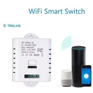 raspberryitalia smart switch wi fi telecomando wireless smart automation module 10a smart