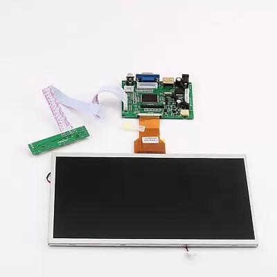 """10.1"""" LCD Capacitivo Touch Screen + HDMI Viedio Driver Board Per Raspberry Pi"""