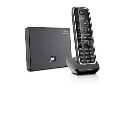 Gigaset C 530 A Go Telefono Cordless VoIP, Chiamate via Internet, 3 Segreterie T
