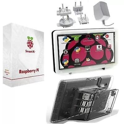 SmartPi Raspberry Pi 3touchscreen kit- 17,8cm touchscreen e custodia (a4L)