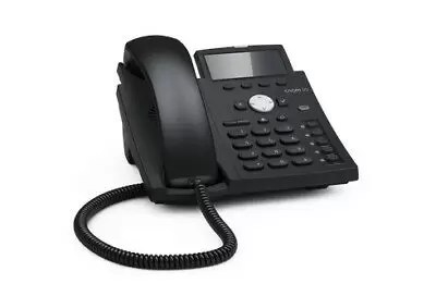 Snom 4257 D305 IP phone Black,Blue Wired handset 4P4C - USB - VLAN - DHCP -