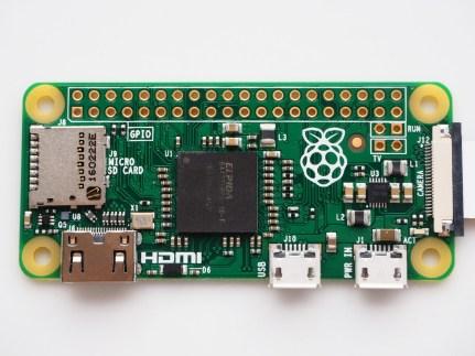 Kibrit Kutusu Kadar Bilgisayar: Raspberry Pi