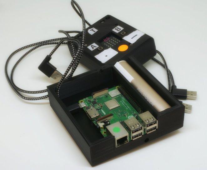The Digital Ghost Hunt - Raspberry Pi Hello World