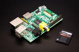 Imagem do Raspberry PI