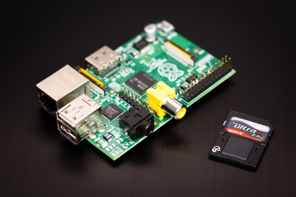 Le Raspberry Pi (Source: RaspberryPi.org)