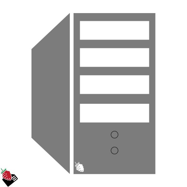 NAS Torrent Server Image