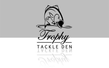 Trophy Tackle Den logo