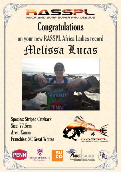 New Ladies Record