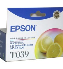 KERTRIDZ EPSON 43 T039