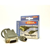 ADAPTER ZA MISA SERIAL-PS2 EDNET 84004