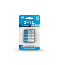 BATERIJA 1.5 V AAA 1/4 ATC