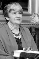 Aldona Elena Puišytė - Grigaliūnė. Zenono Baltrušio nuotrauka