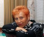 Aldona Ruseckaitė. Zenono Baltrušio nuotrauka