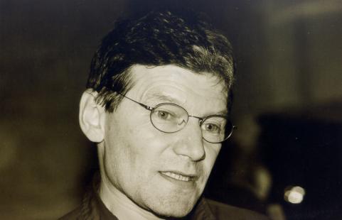 Markas Zingeris. Džojos Barysaitės nuotrauka