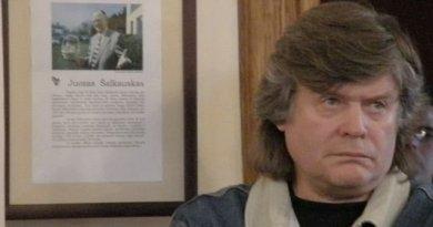 Edmundas Janušaitis. Benedikto Januševičiaus nuotrauka