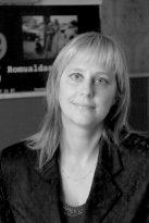 Lina Navickaitė-Greičiuvienė. Zenono Baltrušio nuotrauka