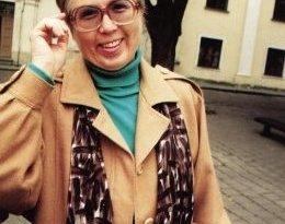 Renata Zajančkauskaitė. Zenono Baltrušio nuotrauka