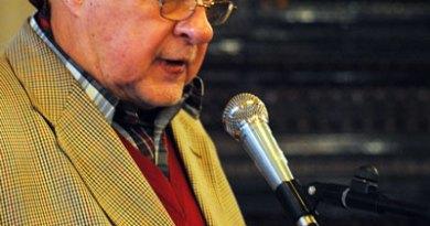 Jonas Kalinauskas. Benedikto Januševičiaus nuotrauka