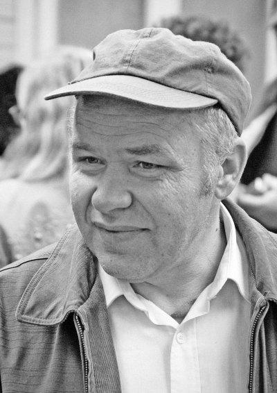 Gintautas Dabrišius. Foto Ričardas Šileika