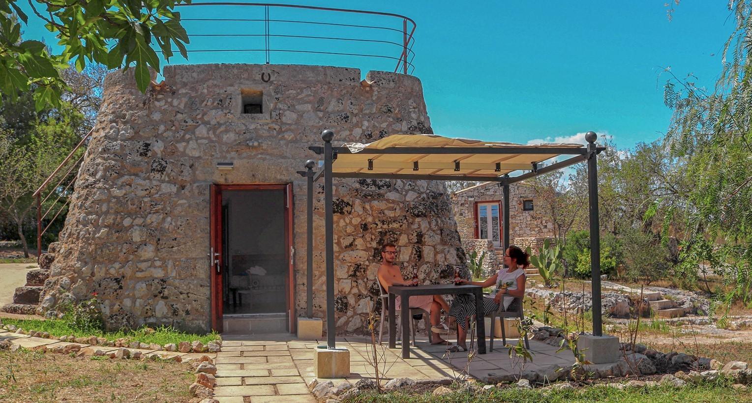 La Liama Casa vacanze in Salento Alessano