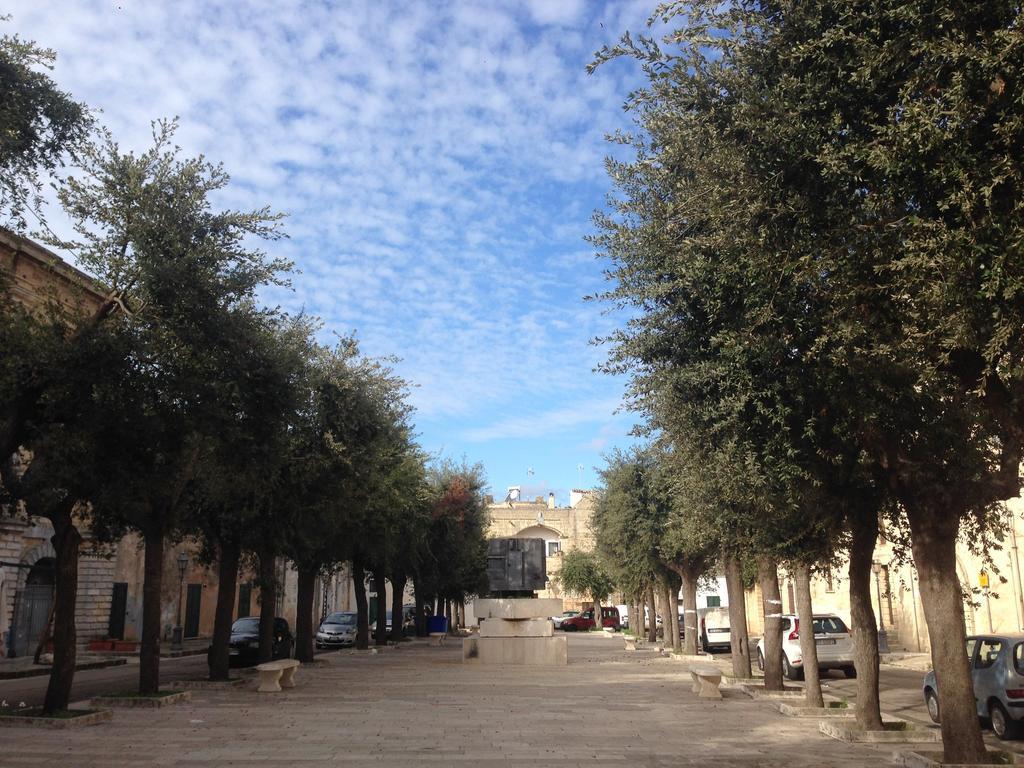 piazza castello alessano