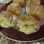 Hayloft Restaurant Scones