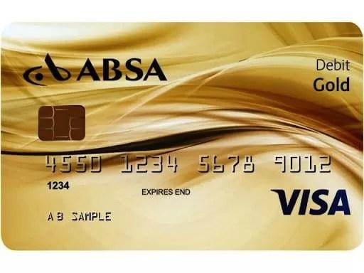 ABSA credit card
