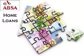 Absa Home loan