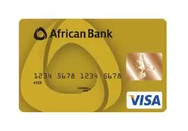 African Bank Credit Card