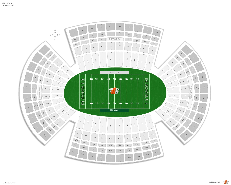 Kansas Memorial Stadium Seating Chart