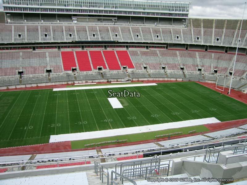 View Stadium Seating Chart Ohio