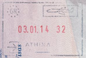 Passport Stamps | Greece