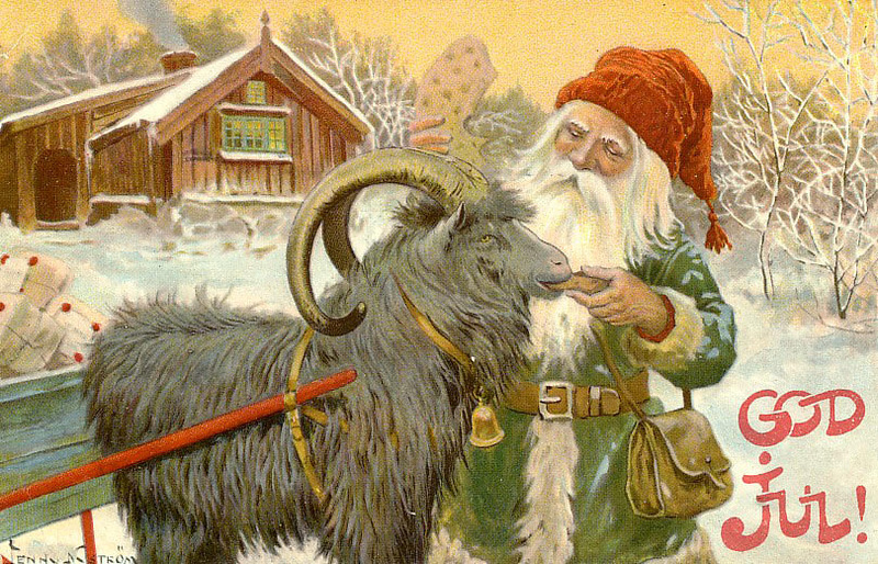 8 Ways to Celebrate Yule for the Solitary Heathen