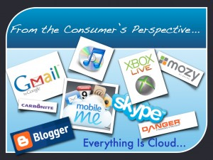 Cloud-Consumer's View