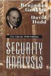 Security Analysis 1934 Edition