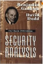 Thoughts on Graham and Dodd's Security Analysis:  Sixth Edition