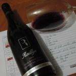 Rational Wine Review #1 – Reillys Old Bush Vine Grenache Shiraz 2009