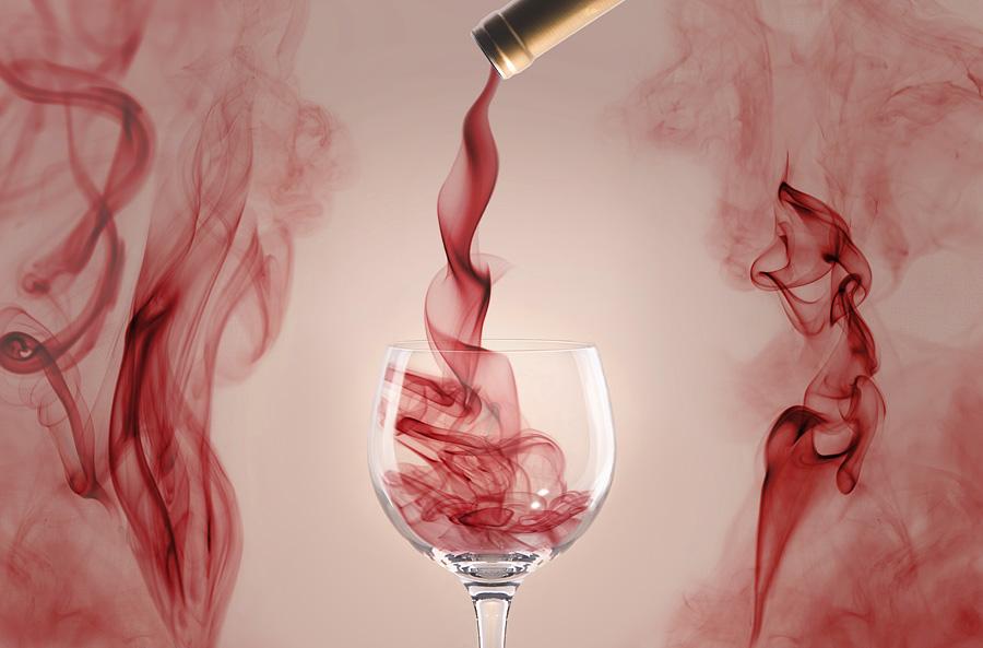WineGlassSmoke