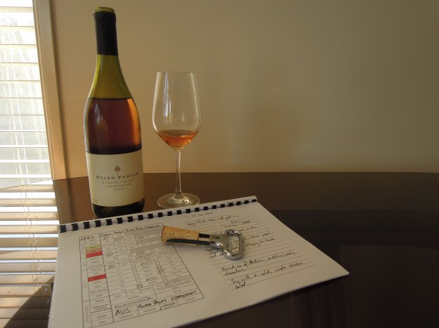 Evans Family Hunter Valley Chardonnay 2002