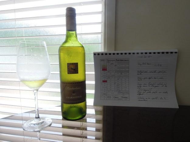 Tamburlaine Members Reserve Chardonnay 2007