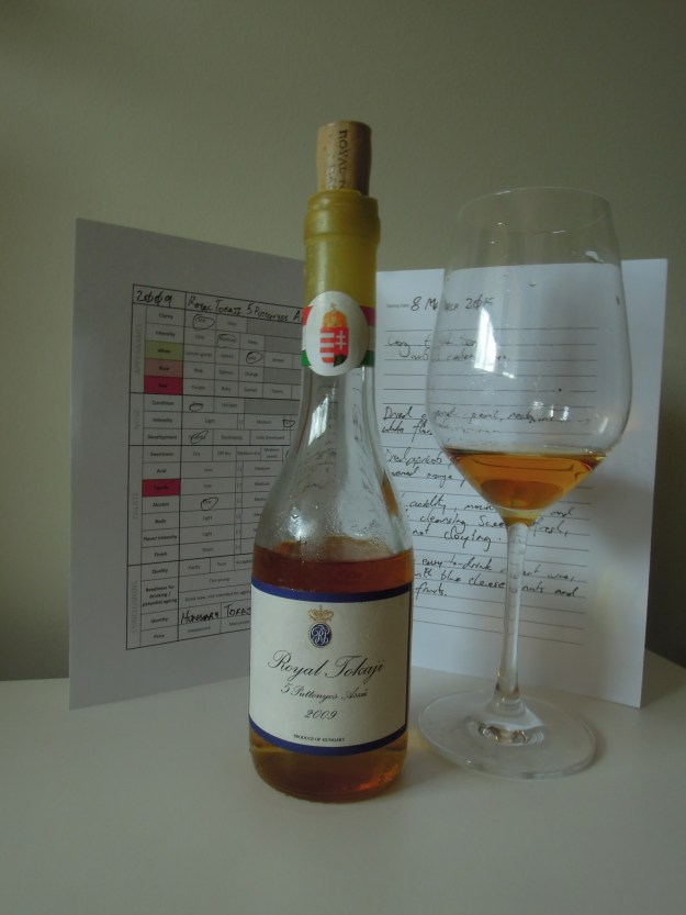 Royal Tokaji 5 Puttonyos Aszu 2009