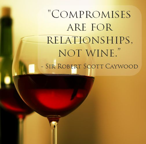 Compromise Wine