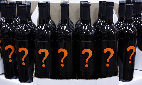 Wine Mystery