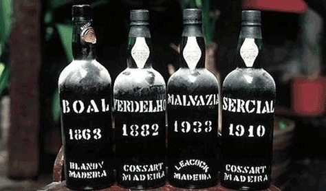 Madeira Variety Bottle