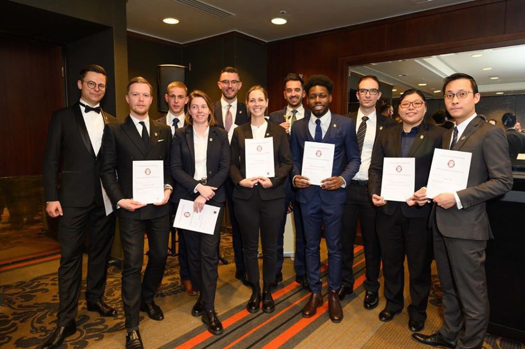 Congratulations to 12 new Advanced Sommeliers. Photo by Court of Master Sommeliers Oceania.