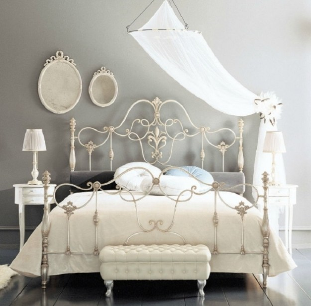 wrought iron headboard antique king bed pics 19 | bed & headboards