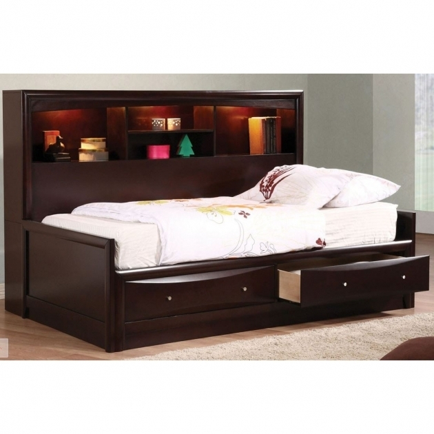 Full Size Platform Bed With Drawers Bed Amp Headboards