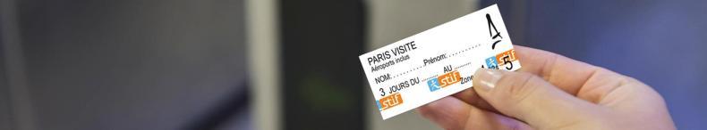 Tarjeta París Visite